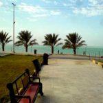 پارک شغاب بوشهر