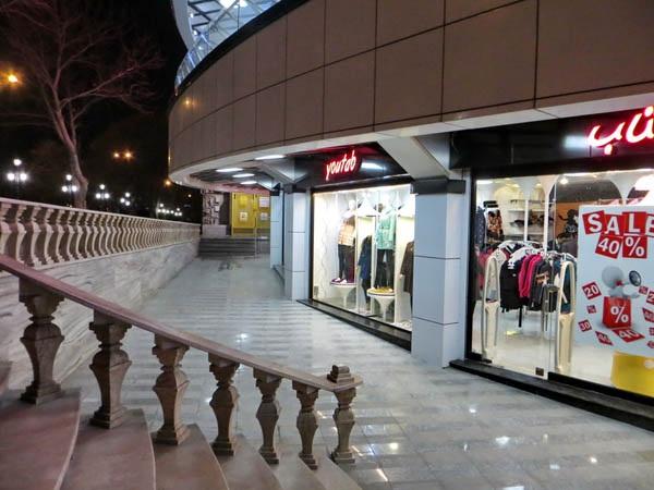 مجتمع برج شهر تبریز,مجتمع تجاری برج شهر تبریز