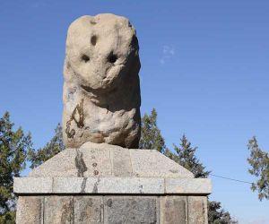 آدرس شیر سنگی همدان,تاریخچه شیر سنگی همدان,داستان شیر سنگی همدان