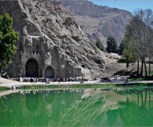 آدرس طاق بستان,بلوار طاق بستان کرمانشاه,تاریخچه طاق بستان