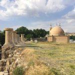 پلان معبد اناهیتا کنگاور,جاذبه های استان کرمانشاه,عکسهای معبد آناهیتا کنگاور