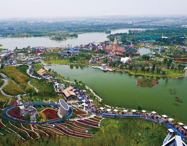 جاذبه های گردشگری شیان,جاهای دیدنی شیان,جشنواره های شیان