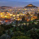 جاذبه های گردشگری آتن یونان