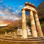 جاذبه های گردشگری یونان