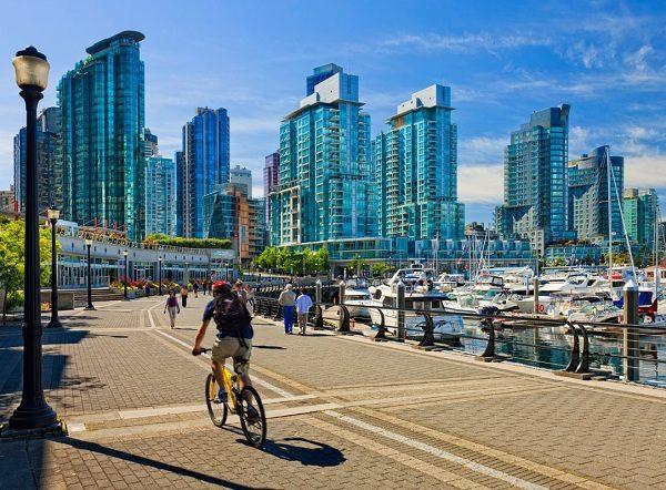 جاذبه های گردشگری و توریستی ونکوور,جاهای دیدنی ونکوور کانادا,شهر ونکوور