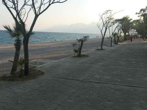 پارک ساحلی آنتالیا,پارک ساحلی آنتالیا در ترکیه,پارک های آنتالیا ترکیه