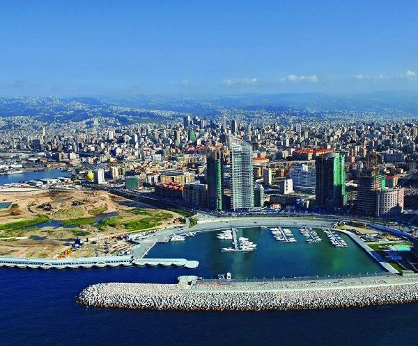 جاذبه های توریستی بیروت,جاذبه های دیدنی بیروت,جاذبه های شهر بیروت