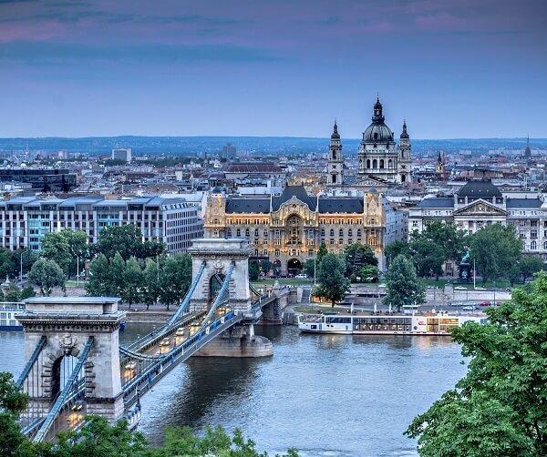 بوداپست مجارستان,تور بوداپست,جاذبه های بوداپست