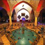حمام قلعه همدان