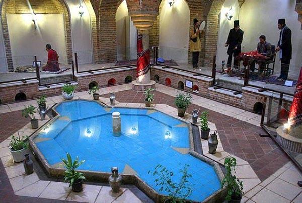 سفره خانه سنتی همدان,موزه مردم شناسی,موزه مردم شناسی همدان