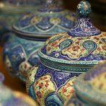 بزرگترین مرکز تجاری صنایع دستی ایران در اروپا