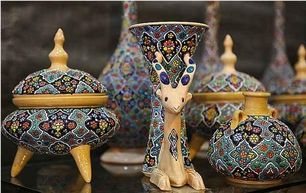 صنایع دستی ایران در اروپا,صنایع دستی ایران در هلند,هنرهای سنتی ایران در اروپا