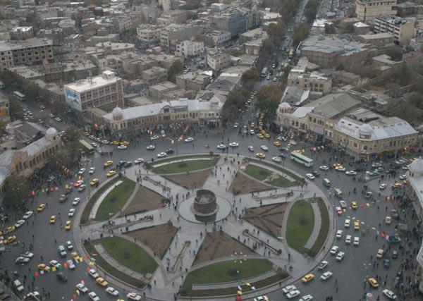 میدان امام,میدان امام خمینی,میدان امام خمینی همدان