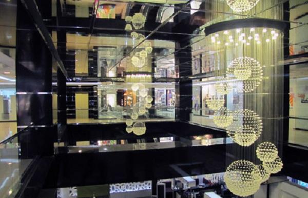 عکس مرکز خرید مبنا کرج,مجتمع تجاری مبنا کرج,مجتمع مبنا کرج