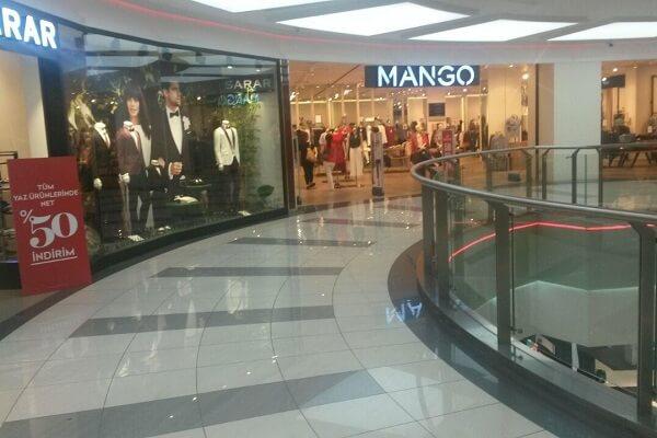 پاساژ مارک آنتالیا ترکیه,عکس های مرکز خرید مارک آنتالیا ترکیه,مارک آنتالیا ترکیه