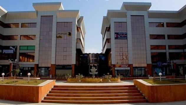مرکز خرید پارسیان در کرج
