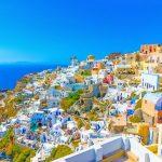 جاذبه های گردشگری سانتورینی یونان