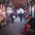 آدرس بازار شیشه گرخانه تبریز,بازار تاریخی,بازار سنتی شیشه گرخانه