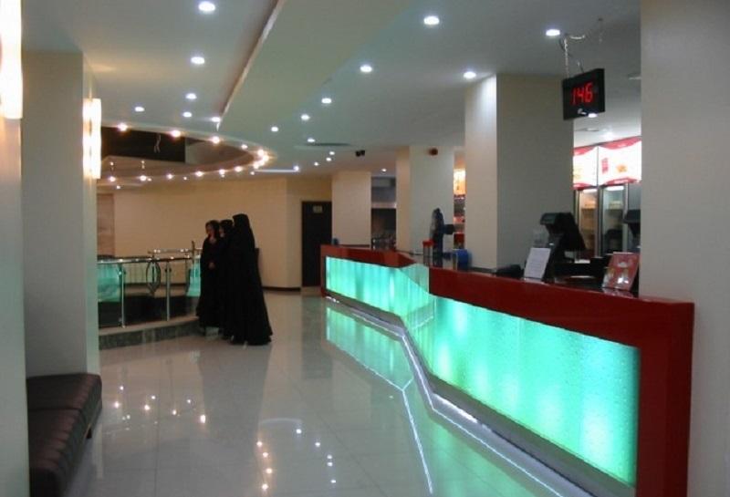 مراکز خرید استان قم