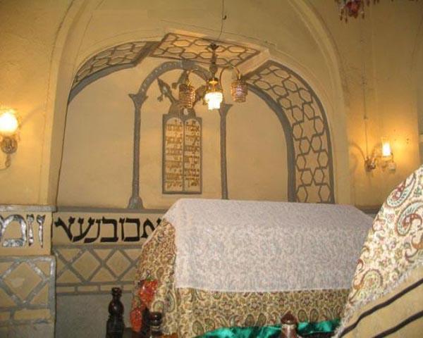 آرامگاه استر همدان,آرامگاه مردخای,استر و مردخای
