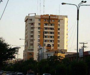 آدرس برج اهواز,بازارهای اهواز,برج اداری تجاری اهواز