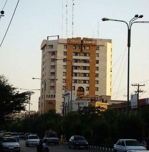 برج اهواز,پاساژ برج اهواز,عکس برج اهواز