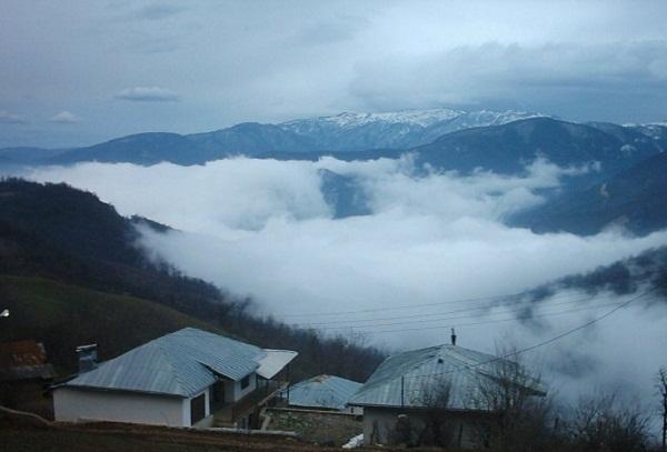 جنگل افراتخته,روستای افراتخته,روستای افراتخته علی آباد