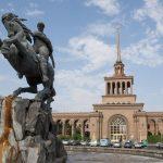 جاذبه های گردشگری ایروان ارمنستان
