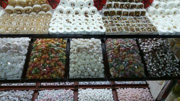 راحت الحلقوم ترکیه,سوغات افیون قره حصار,سوغات ترکیه