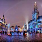 جاذبه های گردشگری بروکسل بلژیک