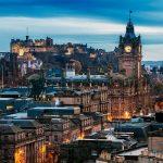 جاذبه های گردشگری ادینبورگ اسکاتلند