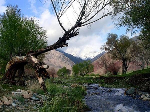 عکس آبشار گرینه,گرینه نیشابور