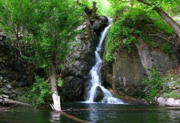 آبشار روستای گرینه,آبشار روستای گرینه نیشابور,آدرس آبشار گرینه نیشابور