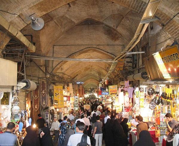 آدرس بازار بزرگ همدان,بازار تاریخی همدان,بازار سنتی همدان