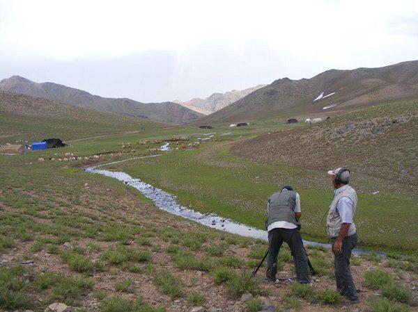 هنزا کرمان,ییلاق ایل افشار کرمان
