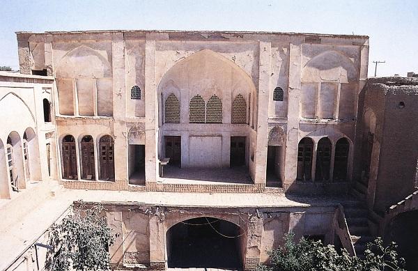 خانه تاریخی مرتضوی,خانه مرتضوی در کاشان,عکس خانه مرتضوی کاشان
