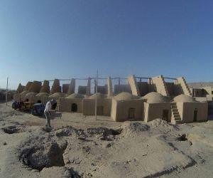 آسبادها یا آسیاب بادی های روستای خوانشرف,آسبادهای خوانشرف,آسیاب بادی های نشتیفان