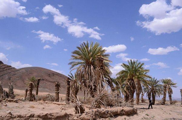 روستای تاریخی و کهن حلوان,روستای حلوان,ریگ حلوان