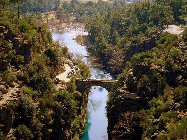 انتالیا,تورهای آنتالیا,جاذبه های آنتالیا ترکیه