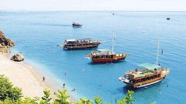 جاذبه های تفریحی آنتالیا,جاذبه های توریستی و گردشگری آنتالیا,جاهای دیدنی آنتالیا ترکیه