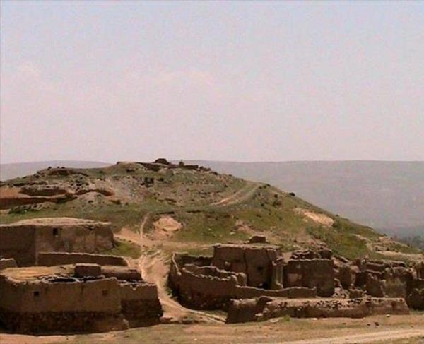 آدرس تپه باستانی آناهیتا,تپه آناهیتا در سرعین,تپه آناهیتا کجاست