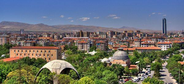 جاذبه های گردشگری قونیه,جاهای دیدنی شهر قونیه ترکیه,شهر قونیه ترکیه