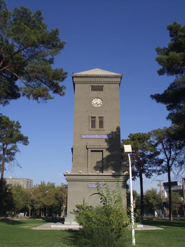 عکس ساعت مارکار یزد,قدمت ساعت مارکار