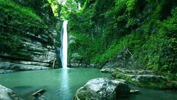 عکس آبشار شیرآباد خان ببین