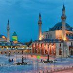 جاذبه های گردشگری قونیه ترکیه