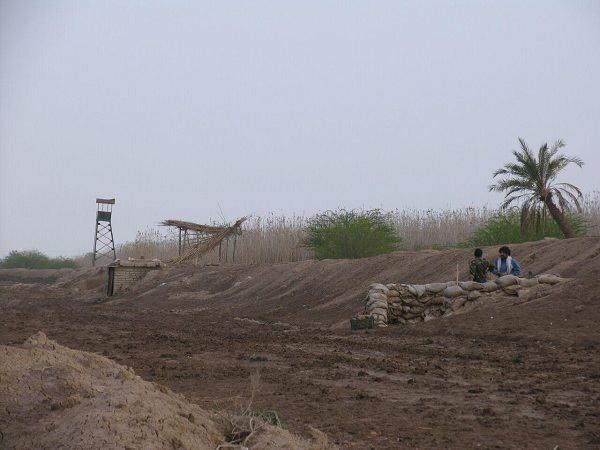 رود اروند,گردشگری جنگ,مناطق جنگی و یادمان های جنگ
