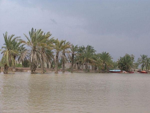 اروندکنار خوزستان,اروندکنار در آبادان,جنوبی ترین جای ایران
