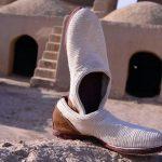 گیوه کرمانشاه اولین کفش ایرانیان