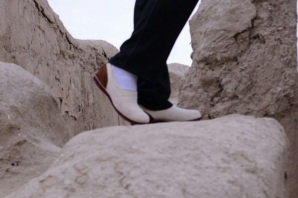 پاپوش سنتی,صنایع دستی ایران,صنایع دستی روستایی