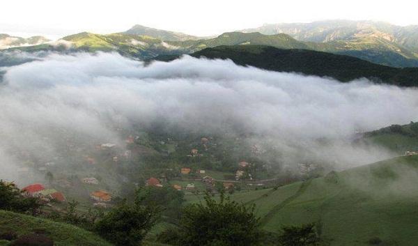 روستای حیران آستارا,روستای حیران گیلان,عکس روستای حیران